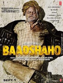 Baadshaho - Poster / Capa / Cartaz - Oficial 7
