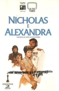 Nicholas e Alexandra - Poster / Capa / Cartaz - Oficial 4
