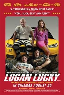 Logan Lucky - Roubo em Família - Poster / Capa / Cartaz - Oficial 4