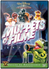 Muppets: O Filme - Poster / Capa / Cartaz - Oficial 2