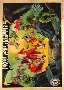Excursion dans la Lune - Poster / Capa / Cartaz - Oficial 1