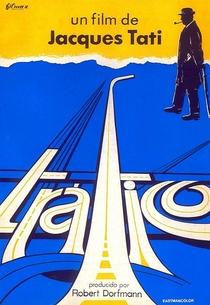 As Aventuras de M. Hulot no Tráfego Louco - Poster / Capa / Cartaz - Oficial 1
