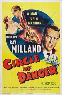 Circle of Danger - Poster / Capa / Cartaz - Oficial 1