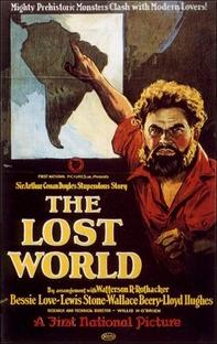 O Mundo Perdido - Poster / Capa / Cartaz - Oficial 2