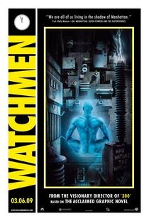 Watchmen: O Filme - Poster / Capa / Cartaz - Oficial 19