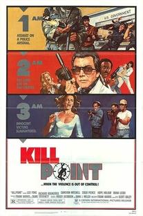 Ponto Fatal - Poster / Capa / Cartaz - Oficial 1