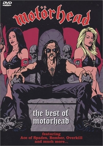 Motörhead - The Best Of Motörhead - Poster / Capa / Cartaz - Oficial 1