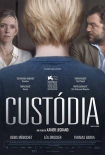 Custódia - Poster / Capa / Cartaz - Oficial 1