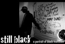 Still Black: A Portrait of Black Transmen - Poster / Capa / Cartaz - Oficial 1