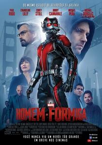 Homem-Formiga - Poster / Capa / Cartaz - Oficial 1