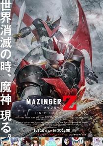 Mazinger Z Infinity - Poster / Capa / Cartaz - Oficial 2
