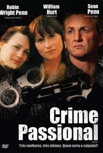 Crime Passional - Poster / Capa / Cartaz - Oficial 1