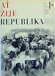 Viva a República  (At' zije Republika) - Poster / Capa / Cartaz - Oficial 3