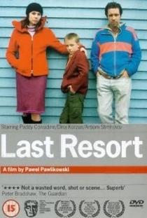 Last Resort - Poster / Capa / Cartaz - Oficial 1