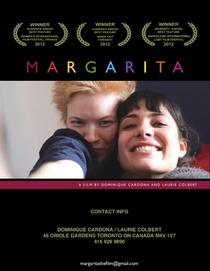 Margarita - Poster / Capa / Cartaz - Oficial 1
