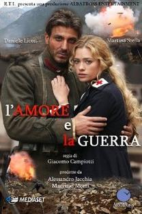 No Amor e na Guerra - Poster / Capa / Cartaz - Oficial 1