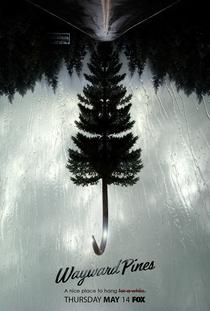 Wayward Pines (1ª Temporada) - Poster / Capa / Cartaz - Oficial 3