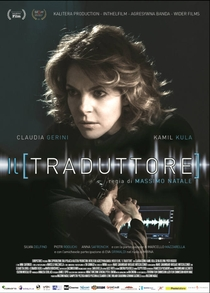 The Translator - Poster / Capa / Cartaz - Oficial 1
