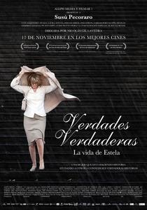 Verdades verdadeiras- A vida de Estela - Poster / Capa / Cartaz - Oficial 2