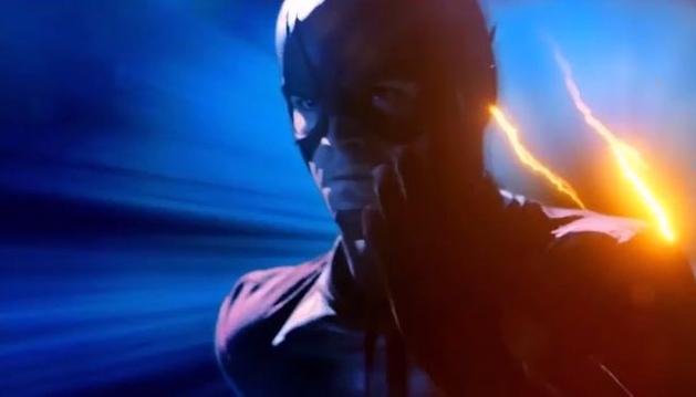 """The Flash: Veja as visões da """"força de aceleração"""" em câmera lenta"""