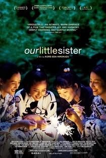 Nossa Irmã Mais Nova - Poster / Capa / Cartaz - Oficial 8
