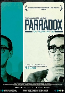 Parradox - Poster / Capa / Cartaz - Oficial 1
