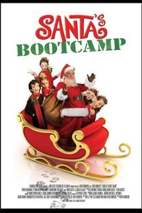 Um Papai Noel em Apuros - Poster / Capa / Cartaz - Oficial 1
