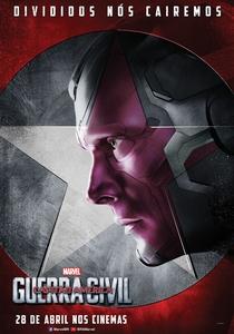 Capitão América: Guerra Civil - Poster / Capa / Cartaz - Oficial 39