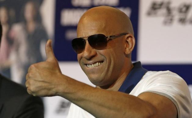 Vin Diesel em negociações para interpretar Groot em Guardiões da Galáxia