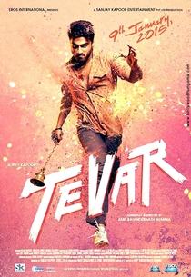 Tevar - Poster / Capa / Cartaz - Oficial 4