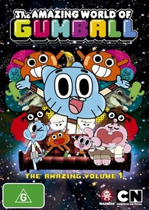 O Incrível Mundo de Gumball (2ª temporada) - Poster / Capa / Cartaz - Oficial 2