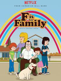 F Is For Family (2ª Temporada) - Poster / Capa / Cartaz - Oficial 1