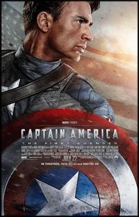 Capitão América: O Primeiro Vingador - Poster / Capa / Cartaz - Oficial 2