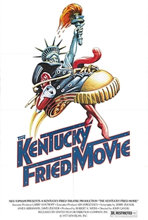 The Kentucky Fried Movie - Poster / Capa / Cartaz - Oficial 2
