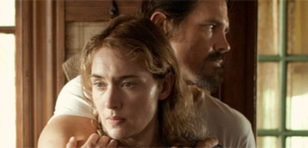 """Primeira imagem de Kate Winslet e Josh Brolin em """"Labor Day"""""""