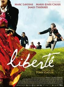 Liberdade - Poster / Capa / Cartaz - Oficial 1
