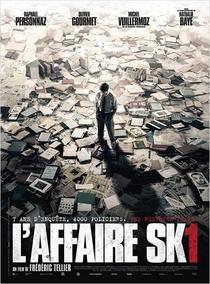 O Caso SK1 - Poster / Capa / Cartaz - Oficial 2