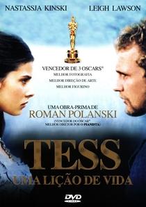 Tess: Uma Lição de Vida - Poster / Capa / Cartaz - Oficial 6