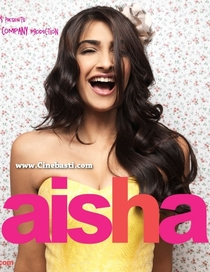 Aisha - Poster / Capa / Cartaz - Oficial 1