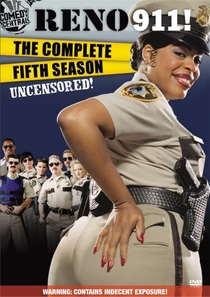 Reno 911! (5ª Temporada) - Poster / Capa / Cartaz - Oficial 1