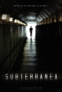 Subterrâneo - Poster / Capa / Cartaz - Oficial 1