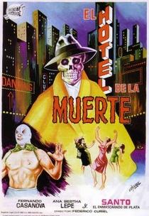 Santo en el Hotel de la Muerte - Poster / Capa / Cartaz - Oficial 1