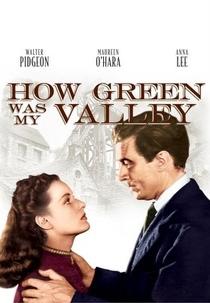 Como Era Verde Meu Vale - Poster / Capa / Cartaz - Oficial 5
