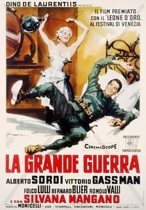 A Grande Guerra - Poster / Capa / Cartaz - Oficial 1