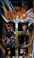 The Who - Live at The Isle of Wight Festival 1970 - Poster / Capa / Cartaz - Oficial 1
