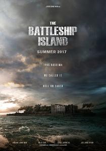 The Battleship Island - Poster / Capa / Cartaz - Oficial 3