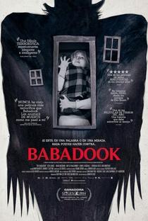 O Babadook - Poster / Capa / Cartaz - Oficial 2
