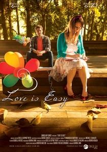 Love Is Easy - Poster / Capa / Cartaz - Oficial 1
