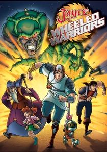 Jayce e os Guerreiros Relâmpago - Poster / Capa / Cartaz - Oficial 2