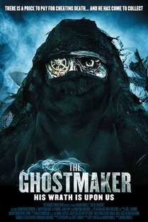 The Ghostmaker - Poster / Capa / Cartaz - Oficial 1